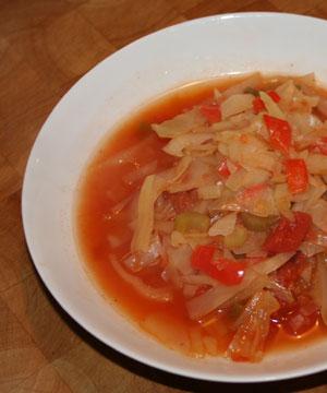 Denne slanke/rense-kuren var ganske populær for noen år siden. Kuren går over 7 dager og det viktigste er å spise en hjemmelaget suppe hver dag. Jeg testet kuren for 3 […]